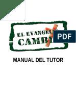 El Evangelio Cambia_manual Tutor