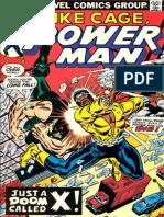 Luke Cage Power Man 27