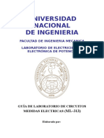 Manual de laboratorio Medidas Electricas