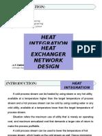 Heat Integration