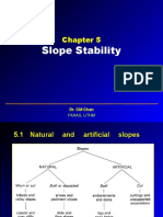 5 Slope Stability