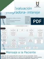 Evaluación Integradora- Intraeje Ambiente Salud