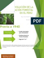 Dr. Victor Huaman - Evolución de La Legislación Forestal en El Perú