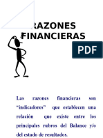 Razones Financieras White