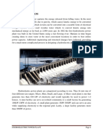 Full Report.hydroelectric