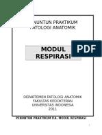 penuntun praktikum Modul RESPIRASI.2011.doc