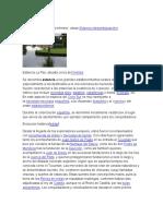 CARACTERISTICAS DE LAS Estancia s