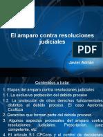 DER.PROC.CONSTITUC- Amparo contra res judiciales ADRIAN.ppt