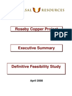 Roseby Copper Project