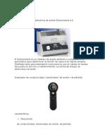 Medidor de Rigidez Dielectrica de Aceite Dielectrotest a (1)