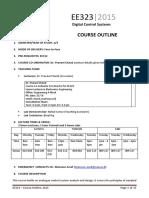 EE323 Course Outline 2015 v2
