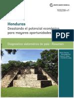 Honduras Desatandoel Potencial Economico