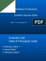 K.4.2 Distribusi Frekwensi Dan Exercise Ukuran Statistik
