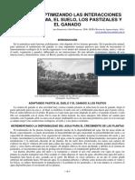 Optimizando Ñas Interacciones Entre El Clima El Suelo Los Pastizales Ana Primavesi