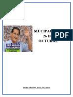 Municipalidad 26 de Octubre Ejemplo