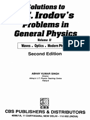 207260414-Solutions-to-IE-Irodov-s-Problems-in-General-Physics
