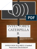 INYECTORES CATERPILAR