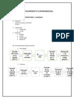 analisis quimico gavimetria