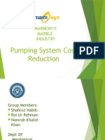 Pumping Cost Reduction2
