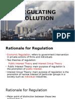 Regulating Pollution ppt