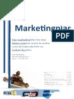 Marketingplan Skidome