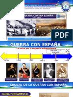 Guerra Con España