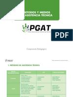 Planes Generales de Asistencia Tecnica - Agrocpecuaria