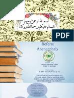 PPT Referat Anencephaly
