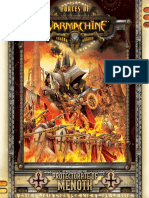 Forces of WARMACHINE