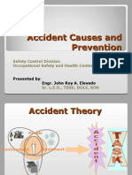 0I. Accident Causes and Prevention