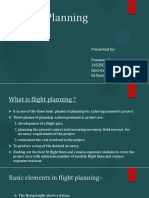 Flight Planning (Photogrammetry)