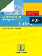 Langenscheidt_Kurzgramma