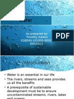 Water (Hse Studies)