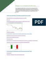 Aprender a Distinguir La Condici n de Mercado.