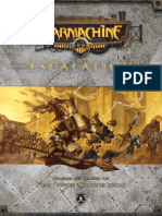Warmachine - Escalation