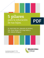 5 Pilares Para La Educacion de Tus Hijos