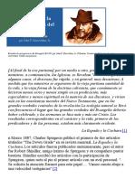 Spurgeon y La Controversia Del Declive