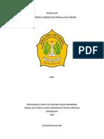 Manajemen Akreditasi Peralatan Medik