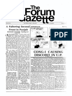 The Forum Gazette Vol. 2 No. 8 April 20-May 4, 1987