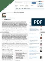 Project Metrics for Software Development