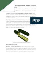 Beneficios y Propiedades del Pepino.docx