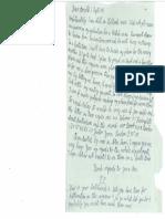Erdos Letter to Ross