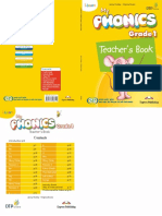 Phonics Lessons - A Complete 61 Lessons Course for Teaching