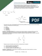 Química – Orgânica Efeitos Eletrônicos Indutivos e Mesoméricos.