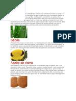 10 Remedios Naturales