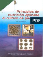 - Principios de Nutricion Aplicada Al Cultivo de Peces