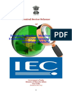 IEC Action Research Proposal
