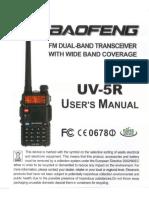 Baofeng UV 5r