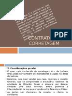 Contrato de Corretagem