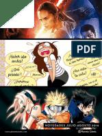 Novedades Planeta Comic JULIO AGOSTO 2016